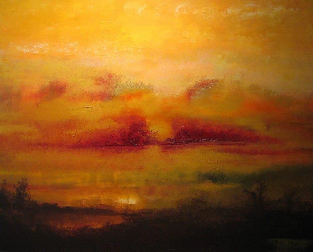 Naples Abstract Art Gallery - Michael Monroe