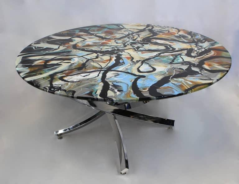 decorative table