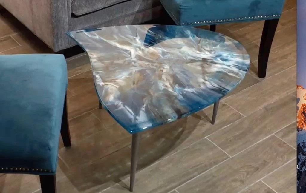 decorative table top